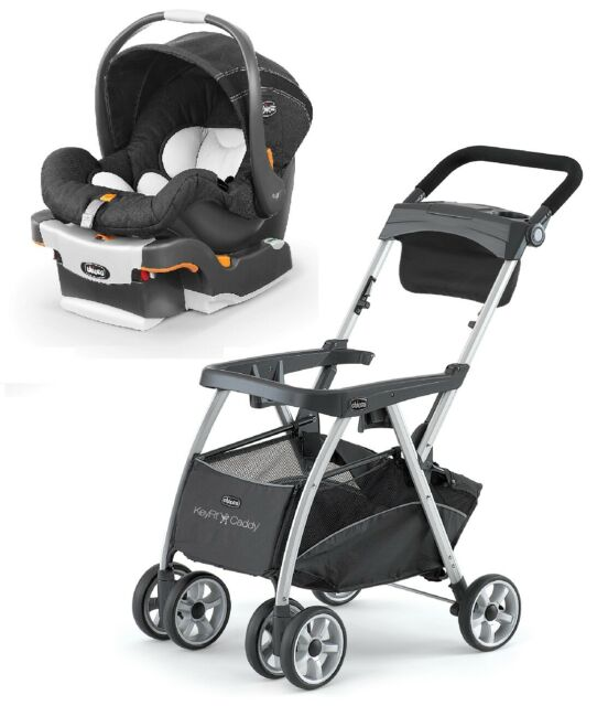 Baby Stroller with Infant Car Seat & Base Newborn Travel ...