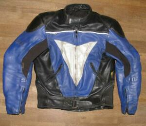 034-AKUMA-034-Herren-Motorrad-Lederjacke-Biker-Jacke-Kombijacke-ca-Gr-48