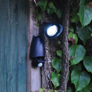 Energie-Solaire-Securite-Lumiere-detecteur-de-mouvement-Active-Ampoules-a-DEL-etanche