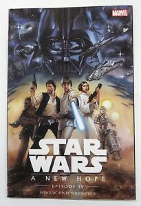 Star-Wars-Episode-IV-A-New-Hope-Marvel-Graphic-Novel-Comic-Book