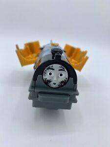 Fisher-Price-Thomas-Crash-amp-Repair-BASH-TrackMaster-Motorized-Train-Engine