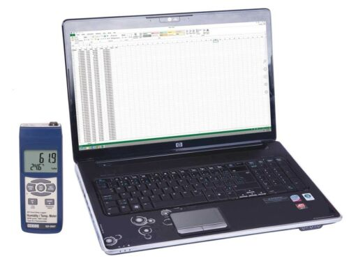 Data Logger NEW SD4023 Reed Instruments SD-4023 Sound Level Meter Type 2