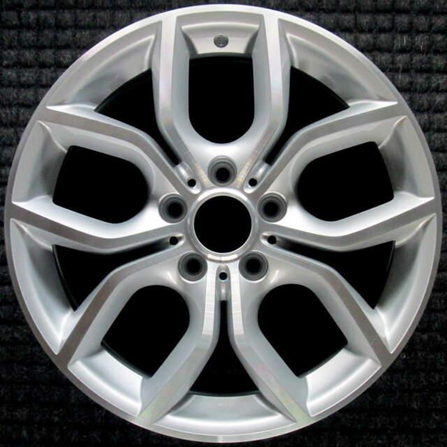 BMW X3 Machined 18 Inch OEM Wheel 2011 To 2017