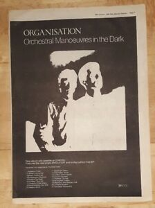 Orchestral-manoeuvres-dark-OMD-Tour-1980-press-advert-Full-page-37-x27-cm-poster