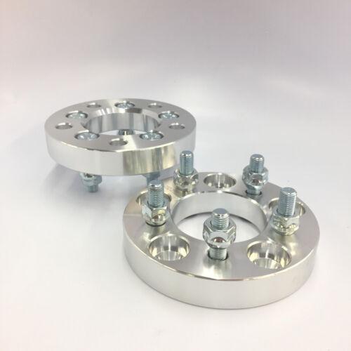 """4x 25mm 1.0/"""" Wheel Adapters5X127 // 5X5 Wheel RIM Hub TO 5X114.3 // 5X4.5"""