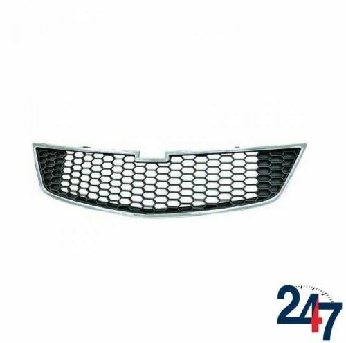 PARACHOQUES Delantero Centro Medio Parrilla Cubierta Para Chevrolet Spark 2010-2014
