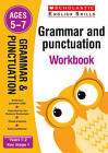 Grammar and Punctuation Years 1-2 Workbook by Lesley Fletcher (Paperback, 2015)
