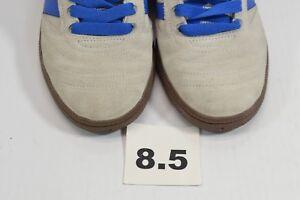 buy popular 64699 b5879 Image is loading Adidas-BUSENITZ-Satellite-Blue-Bone-Gum-Skate-Sneaker-