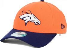 New Era Denver Broncos The League NFL Velcroback 9forty Cap 940 Adjustable