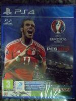 Pro Evolution Soccer 2016 PES EURO UEFA Nuevo PS4 Fútbol Football PAL España