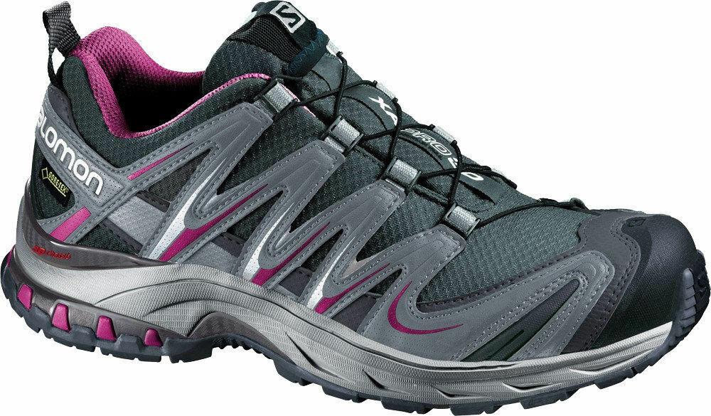 Salomon Pro 3D GTX Women's Running shoes Trainers cm, US 5.5,
