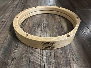 Vintage Wooden Hoops