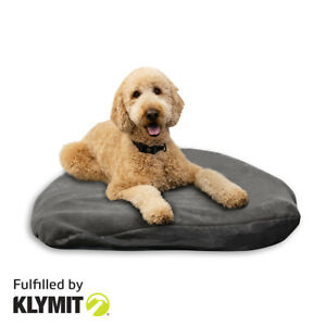 Klymit-Large-Moon-Dog-Bed-Camping-Backpacking-Pad-for-Dogs-Factory-Second