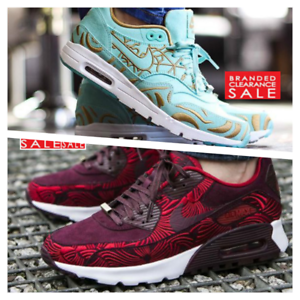 best sneakers 75a64 3a61d Image is loading New-Women-Nike-Air-Max-90-Ultra-LOTC-