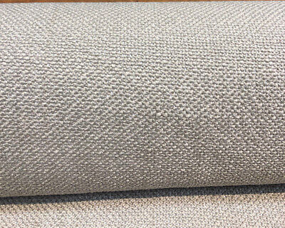 Hardy Taupe Chenille Upholstery Fabric