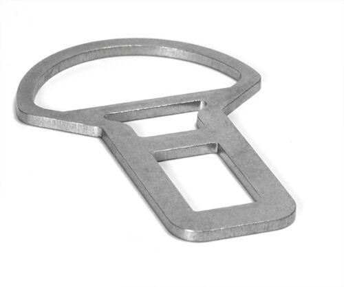 Audi adaptador cinturón hebilla Dummy pitido cinturón Cinturón castillo conector cinturón de seguridad