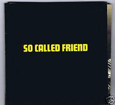 CD SINGLE PROMO TEXAS SO CALLED FRIEND