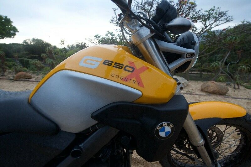 BMW G 650 X Country