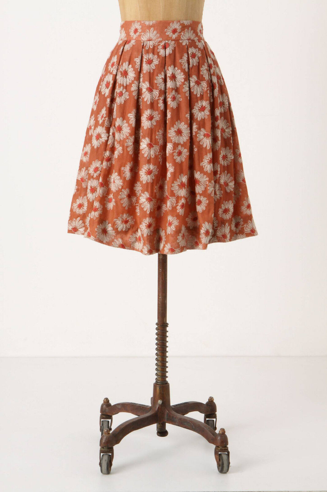 NWT Anthropologie Wallflower Skirt Size 8 by Plenty by Tracy Reese