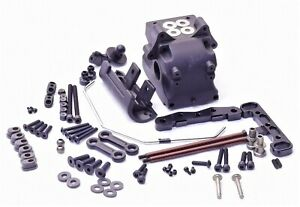 Hot-Bodies-D819rs-FRONT-SUSPENSION-arm-mount-sway-hinge-204580-Buggy