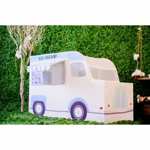 Asweets Indoor 59x32x40 In Children Kid Ice Cream Truck Pretend Play House Tent