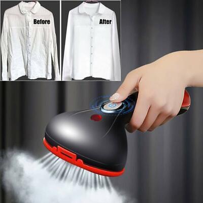 Details about  Travel Handheld Clothes Steamer Garment Portable Fabric Steam Heat Iron Handy AU