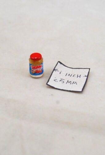SKIPPY PEANUT BUTTER 1//12 scale dollhouse miniature HR54038