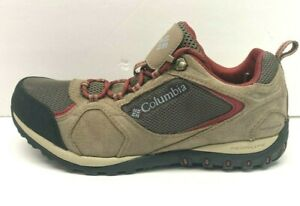 Columbia-Size-10-Brown-Waterproof-Trail-Sneakers-New-Womens-Shoes