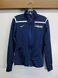 adadcab58146 EUC Mens Nike Track Jacket California Triathlon Dri-Fit Blue Full ...