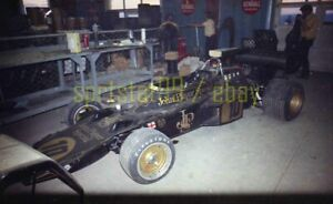 Emerson-Fittipaldi-10-Lotus-1972-Watkins-Glen-GP-Vtg-35mm-Race-Negative