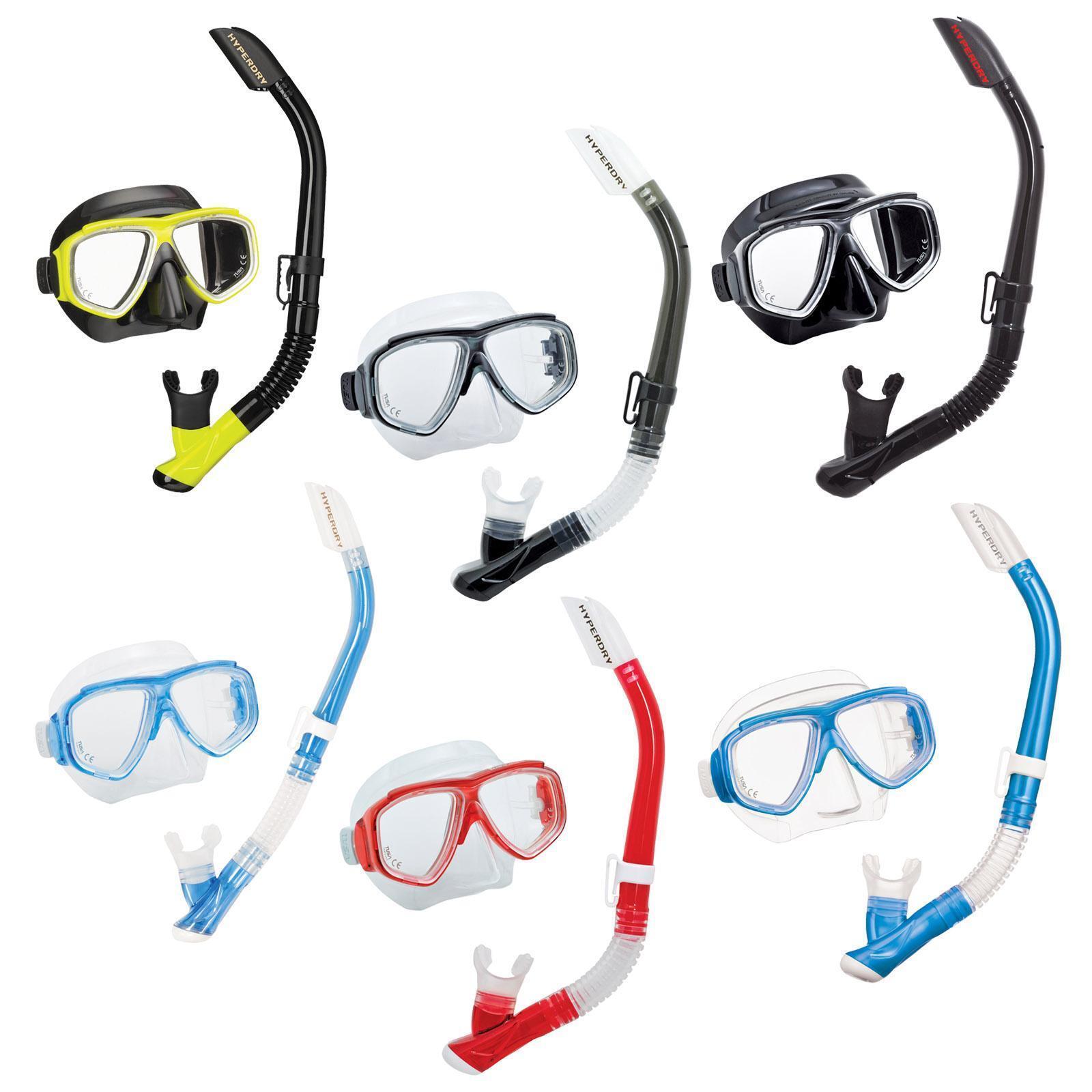 Tusa Snorkel Set - Splendive Combo for Adult