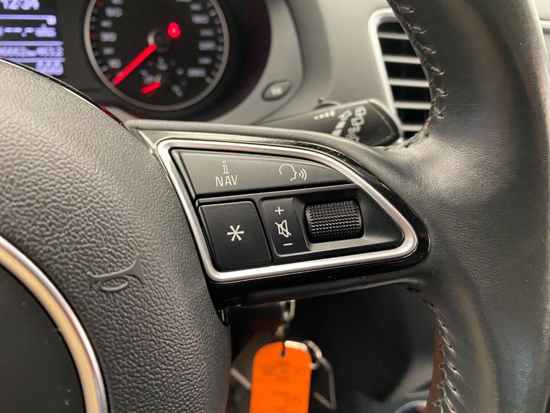 Billede af Audi Q3 2,0 TDi 150 Sport Limited S-tr.