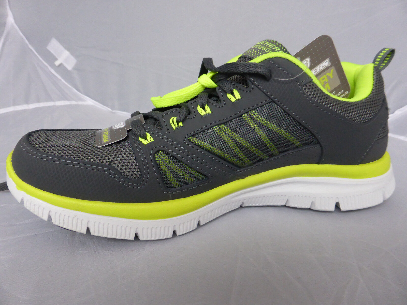 migliore marca Reebok Turn Scarpa Mezza scarpa tg 43 NERO NERO NERO (715) NUOVO  80% di sconto