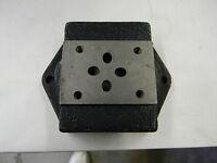 Bosch Rexroth Subplate G342/12 R900155128 B4