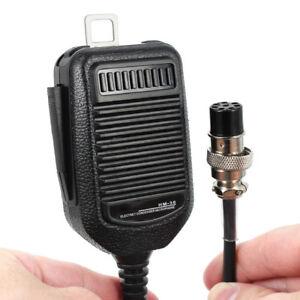Car-Radio-HM-36-Microphone-8-Pin-Speaker-Hand-Mic-For-ICOM-IC-25-IC-7600-IC-38