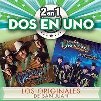 Originales De San Juan - 2en1 [new Cd] on Sale
