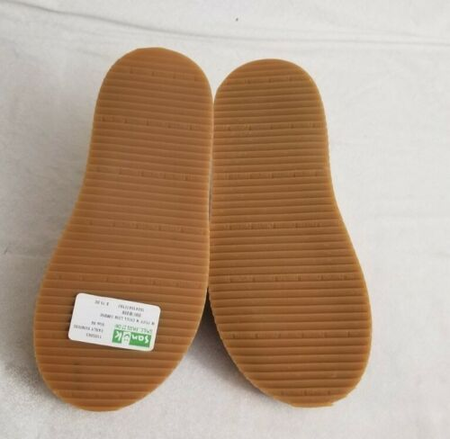 6 Early Sunrise 1105063 NWOT Sanuk Women/'s Puff N Chill Low Ambre Slippers Size