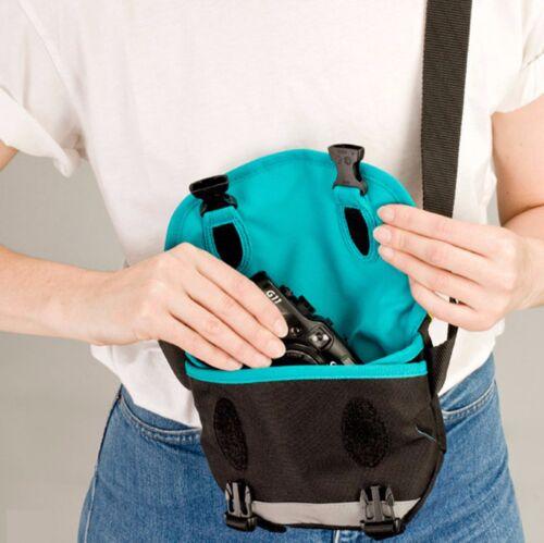 Crumpler Tuans Big Band Messenger Bag Cintura Pack teal