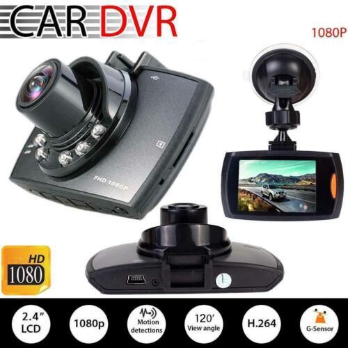 2.4 HD LCD 1080P Car DVR Vehicle Camera Video Recorder Dash Cam Night Vision XI