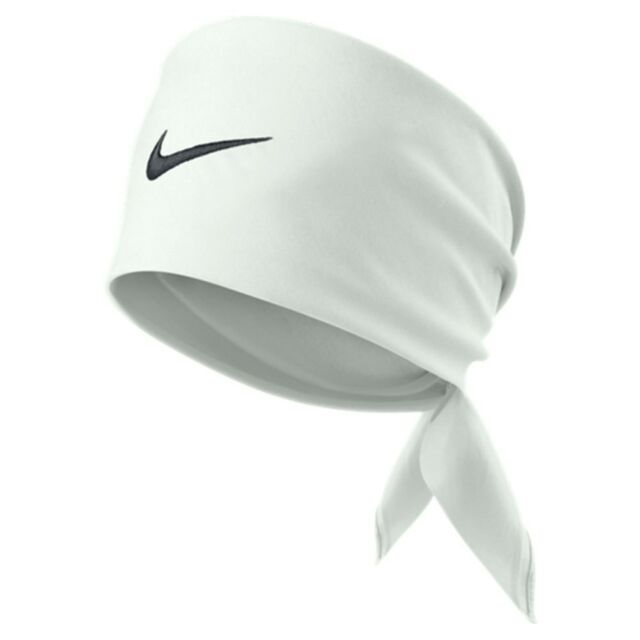 d249d6d1a35 Brand NEW NIKE Light Base Grey   Black Tennis Bandana federer nadal  411317-095