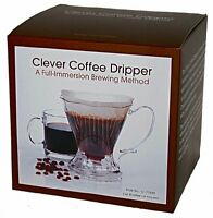 Clever Coffee Dripper, Large, 18 Ounces, New, Free Shipping on sale