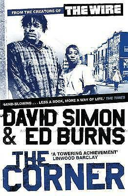 The Corner By David Simons & Ed Burns (The Wire) Paperback