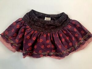 Baby & Toddler Clothing Clothing, Shoes & Accessories Ikks Toddler Girl Boho Skirt 2t Easy To Repair