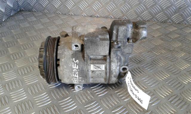 Compresseur climatisation DENSO - MERCEDES Classe A Essence - 447200-9766 (H)