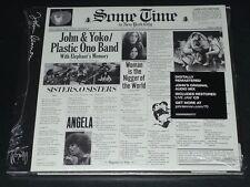 Some Time in New York City [Digipak] by John Lennon/Plastic Ono Band/Yoko Ono (CD, Oct-2010, 2 Discs, Capitol)