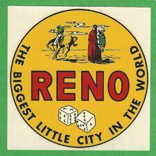 Biggest Little City Iron on Reno Nevada Patch
