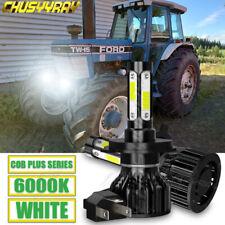 2 Led Light Bulbs Kit For Ford Tractor Tw5 Tw15 Tw25 Tw35 2310 2610 Headlights