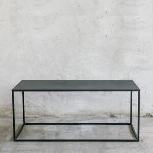 Couchtisch Simplex 110 X 60 Cm Wohnzimmertisch Metall Industrial