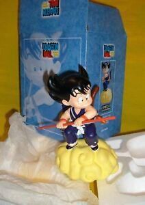 Dragon Ball Goku Statue Édition Limitée Résine Numérotée 1000 Pcs Grieco 2002 Nouveau