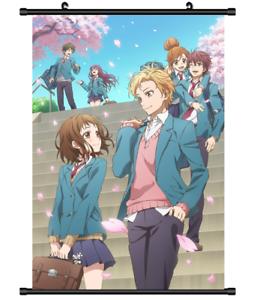 4025 Anime Kokuhaku Jikkou Iinkai Renai Series wall Poster Scroll
